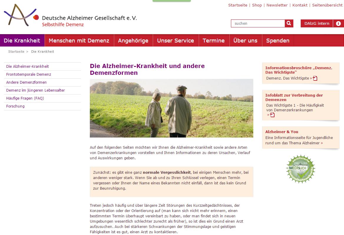 orientierungshilfen für demenzkranke