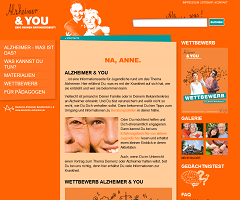 website alzheimer you